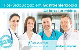 Especialização em Gastroenterologia