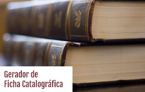 Gerador de Ficha Catalográfica