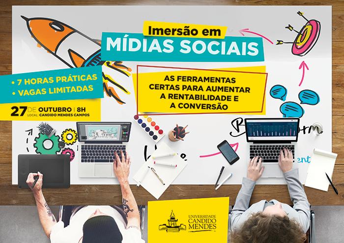 Curso apresenta técnicas para aumentar rentabilidade por meio das mídias sociais