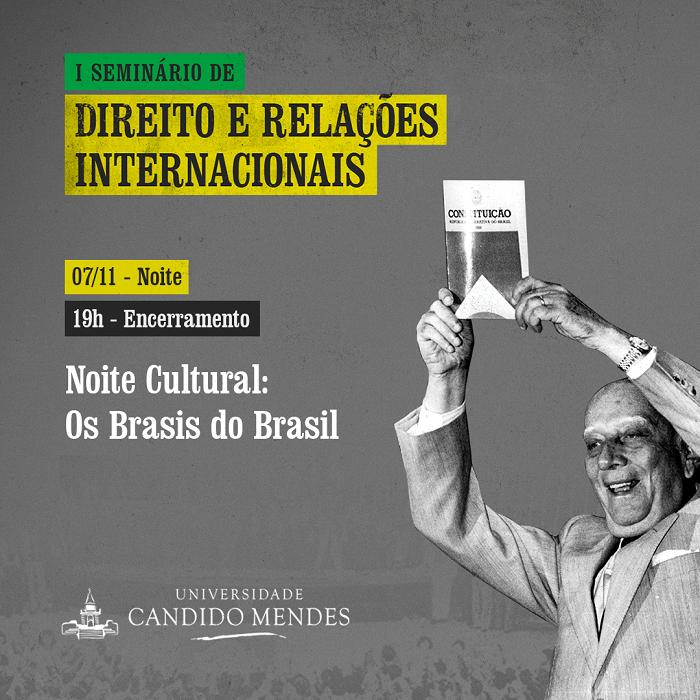 Ensaio geral da noite cultural Os Brasis do Brasil acontece hoje, 05 de novembro