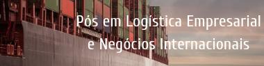 Pós em Logística e Negócios