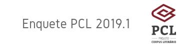 Enquete PCL 2019.1